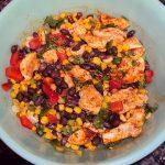 Weight Watchers Southwestern Chicken Bean Salad