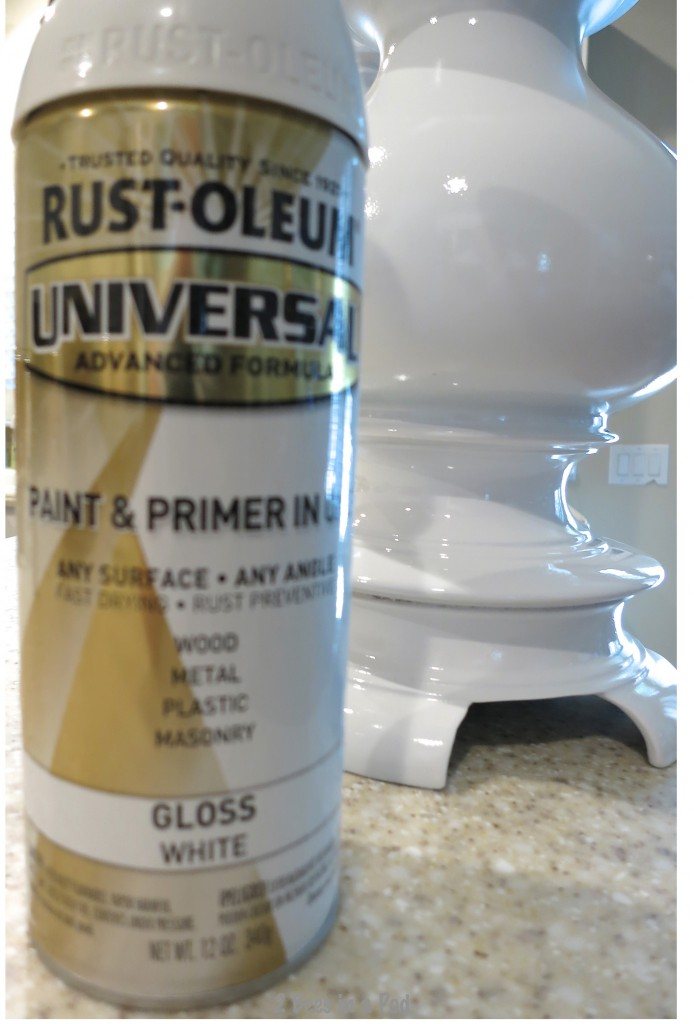 Great primer and paint in one can