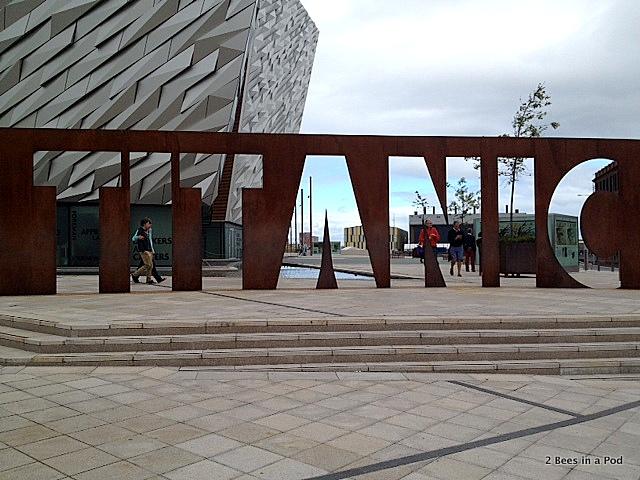 Titanic Museum - Belfast, Ireland