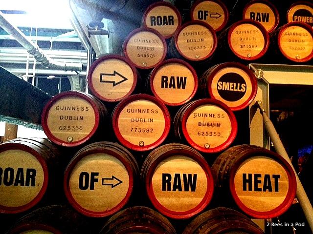 Guinness Storehouse - Connoisseurs Experience - Dublin, Ireland