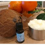Coconut Orange Sugar Scrub…
