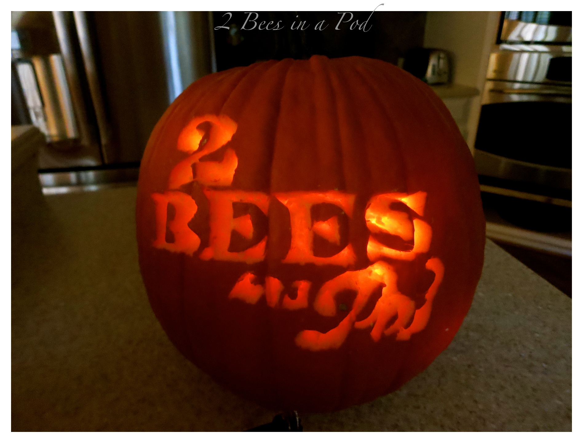 Happy Halloween…from 2 Bees in a Pod