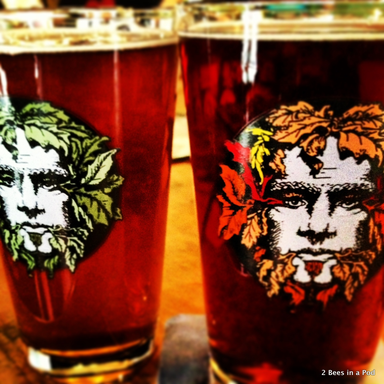 Green Man Brewing in Asheville