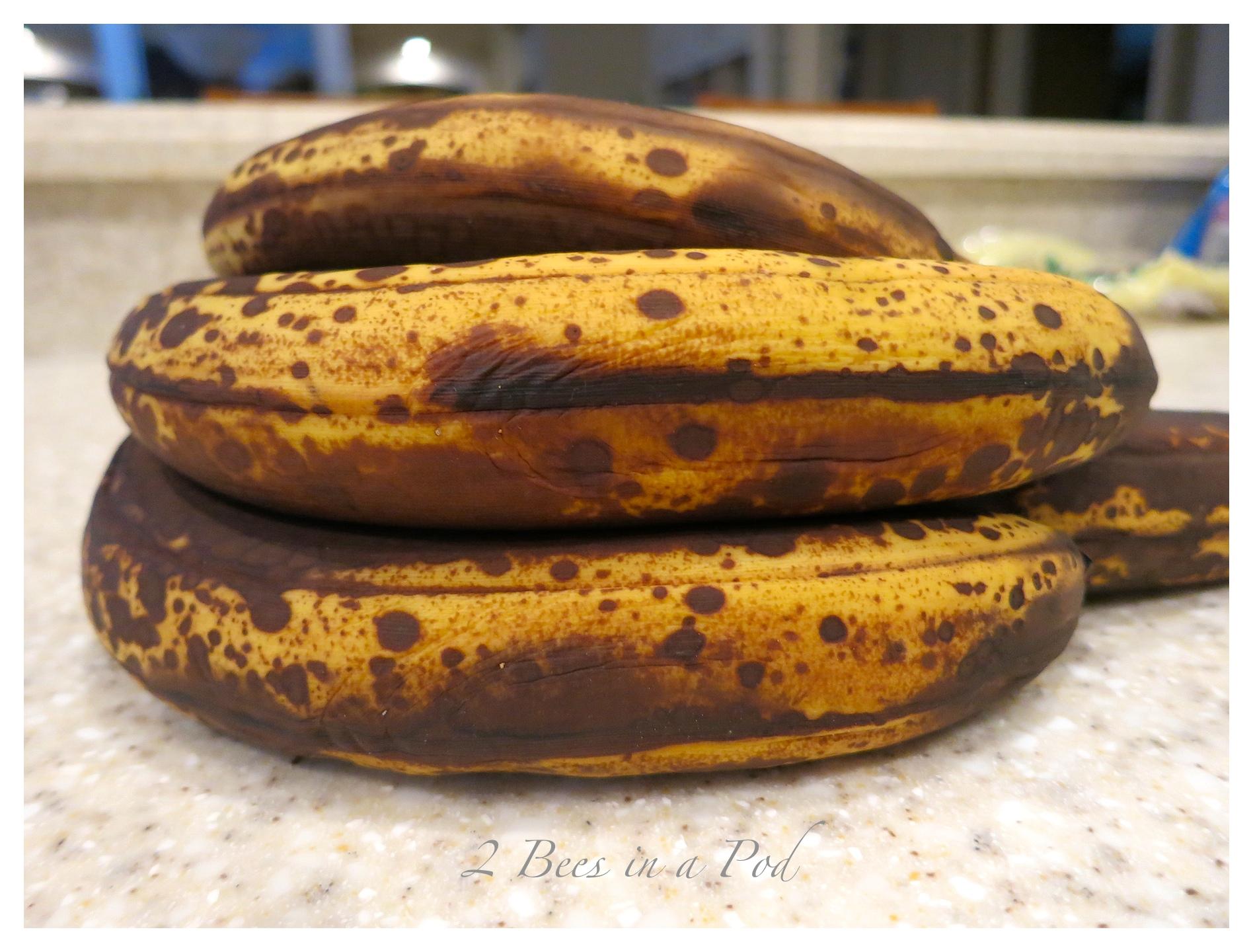 Moist and delicious Georgia Pecan Banana Bread with Cinnamon Butter