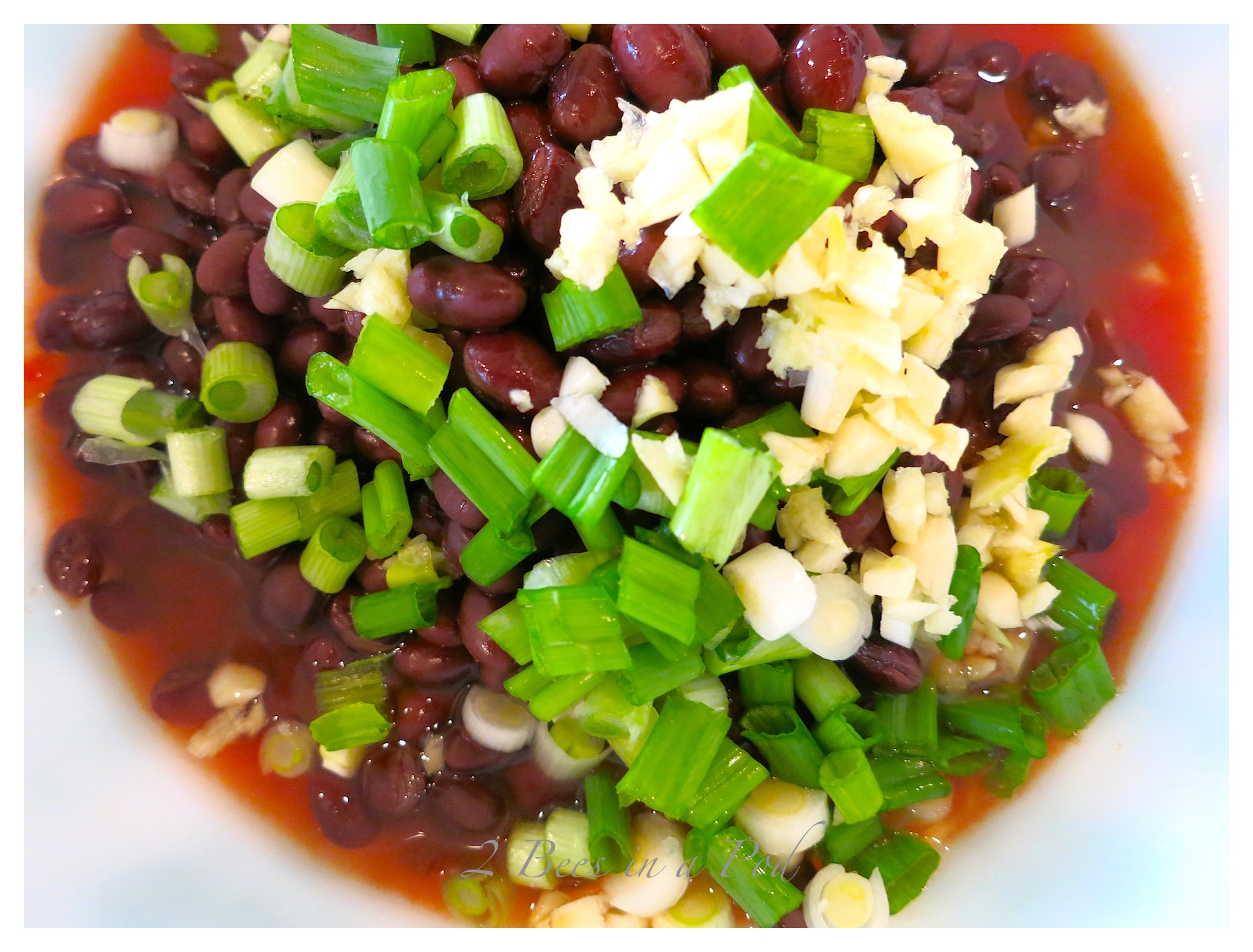Skinny Super Bowl Snack – Black Bean Salsa