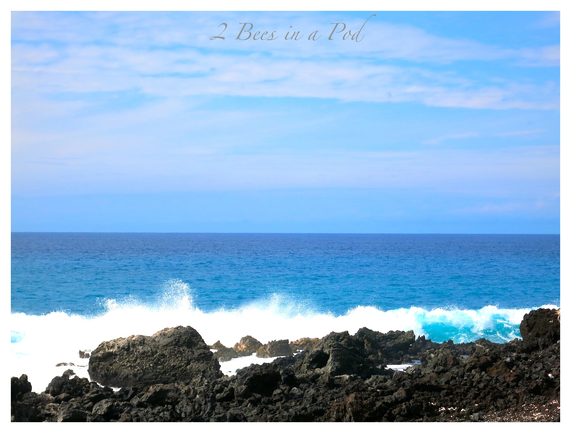Hawaiian Vacation…The Big Island