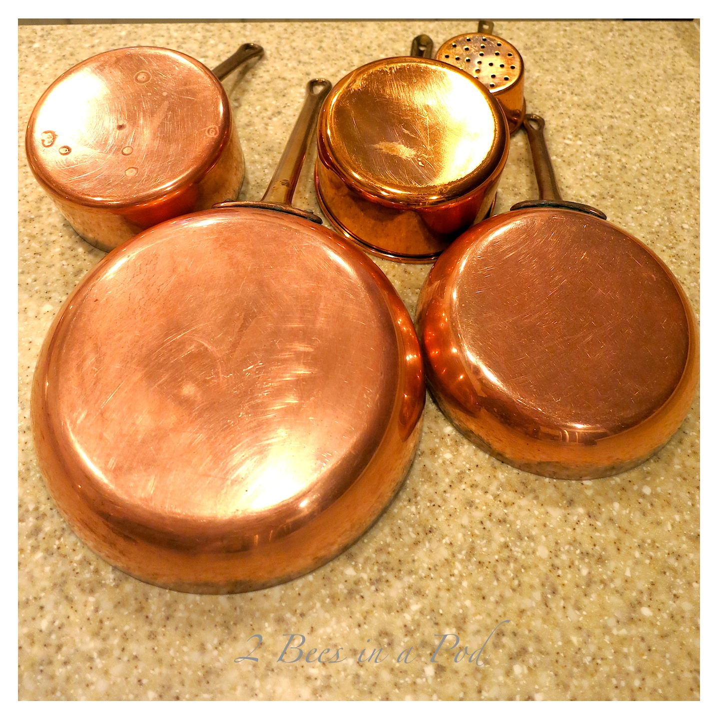 How to Clean Copper Pots and Pans…