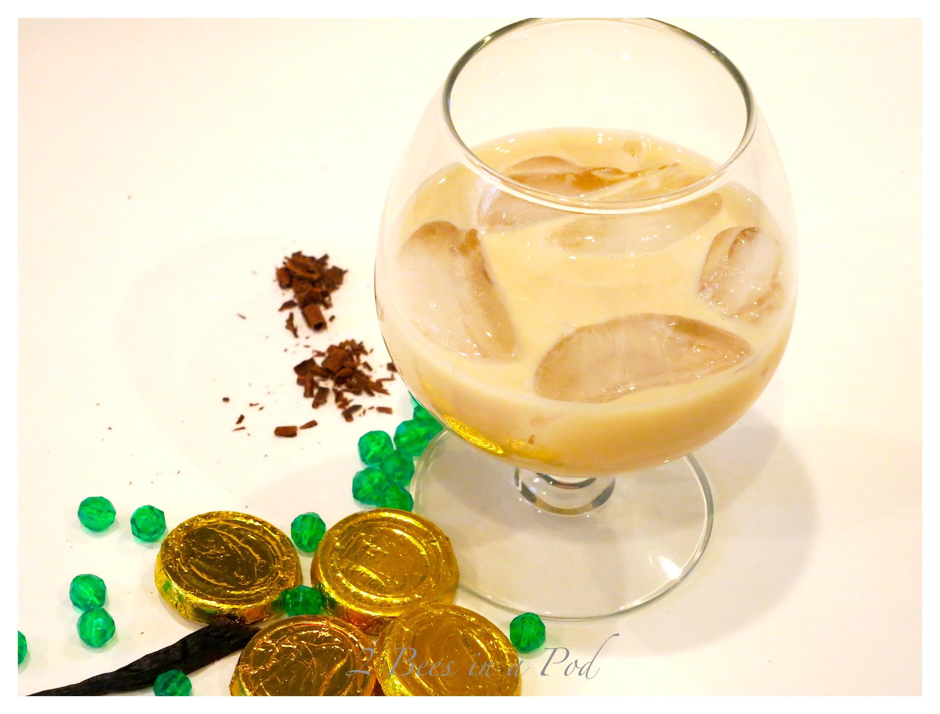 Nutty Irishman Cocktail…