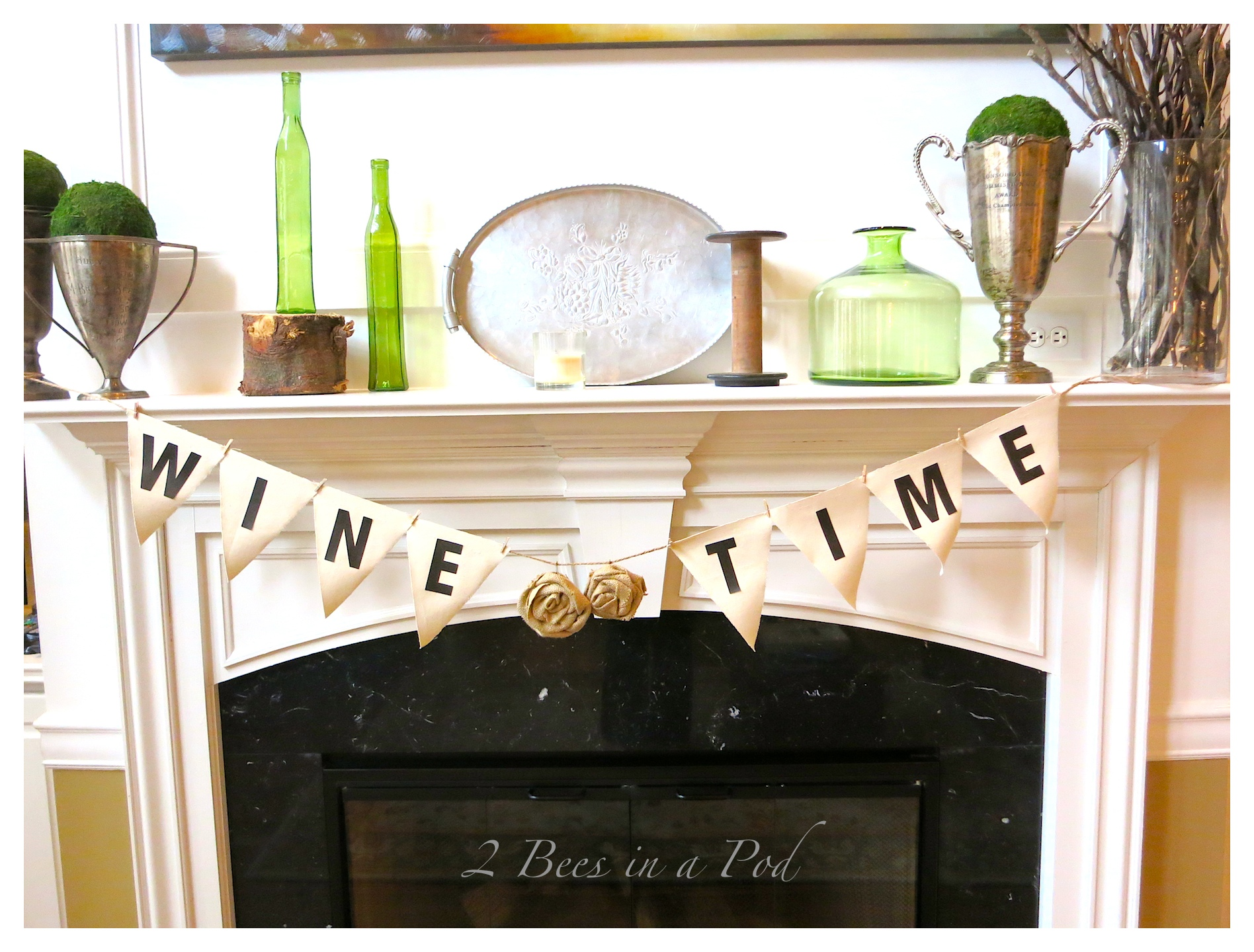 Hosting a fun wine tasting party. For our decor we incorporated vintage elements, chalkboard art, banner, burlap, wine tags. And of course chocolates, cheeses and wine.