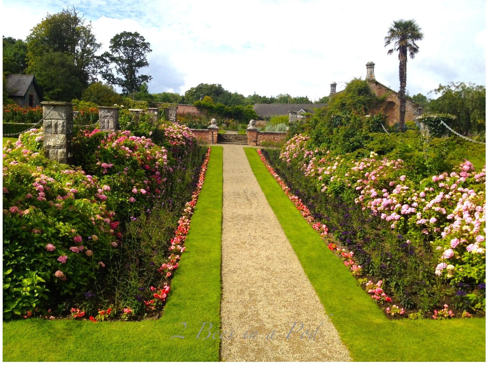 Dromoland Castle - Ireland. Beautiful gardens