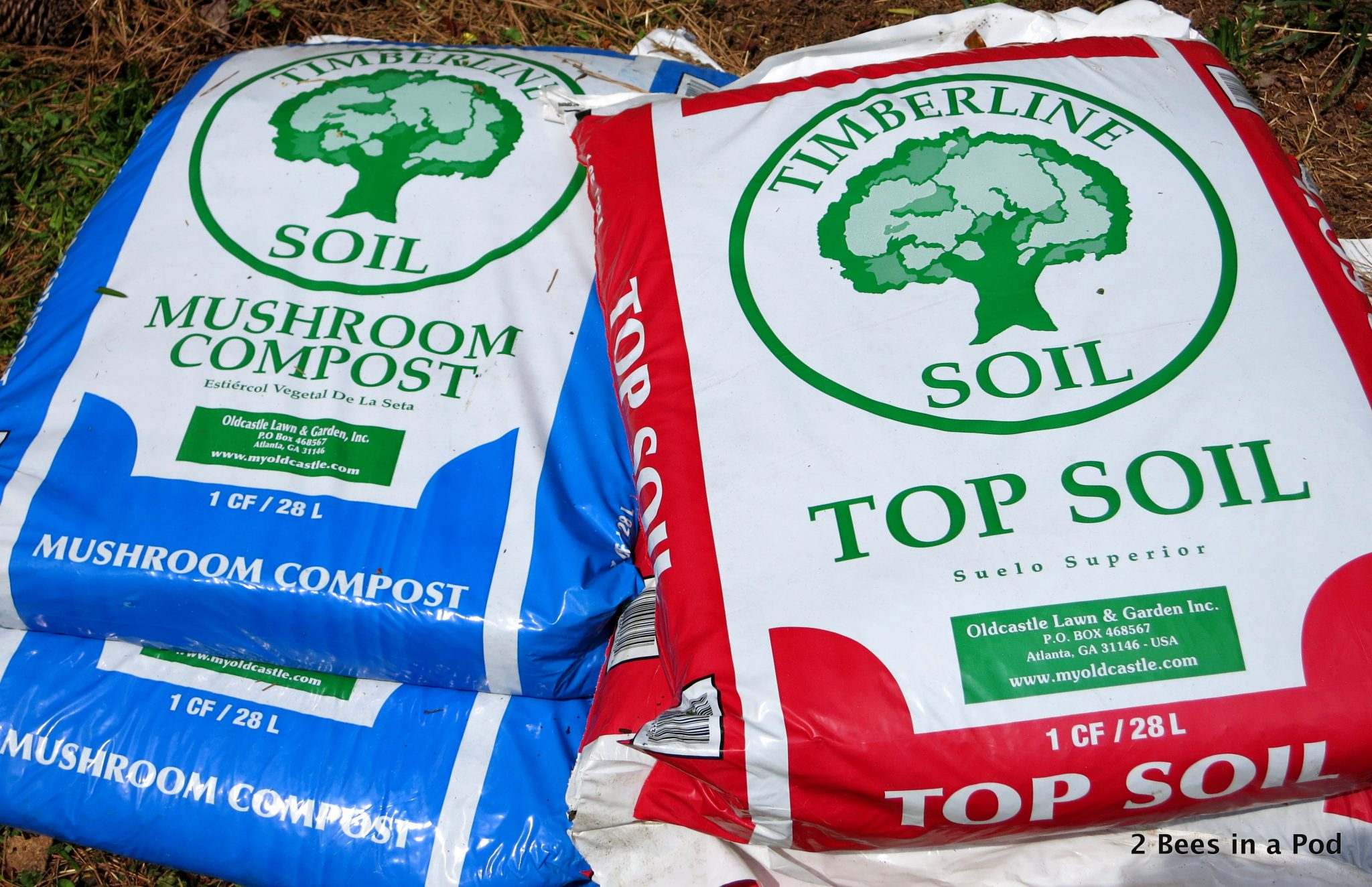 soil and compost for vegetable garden