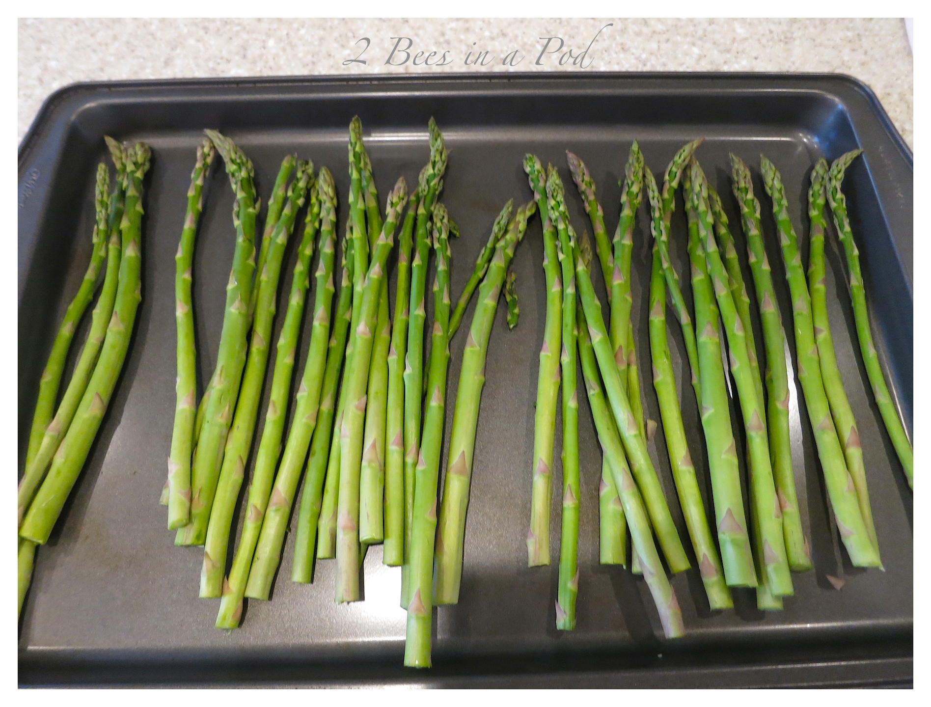 Sesame-Ginger Asparagus Light...Fresh asparagus, ginger root, toasted sesame oil, soy sauce and garlic. So yummy and flavorful! Ane Weight Watcher Friendly!!