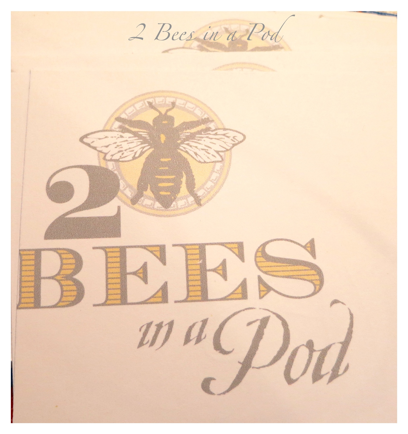 Big Announcement from 2 Bees in a Pod - We have opened booth space at Treasure Hunt in Powder Springs Georgia!