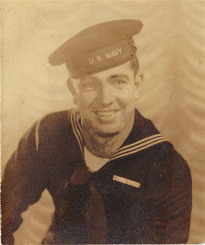 grandpa Johnson navy