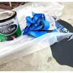 How To Clean Up Spilled Chalkboard Paint Off Concrete…