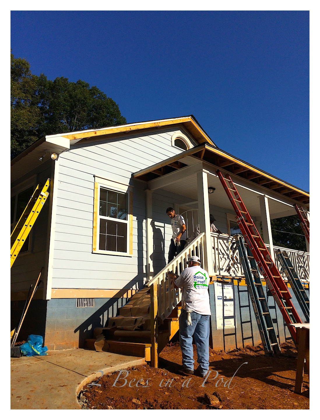 Habitat for Humanity and Haven Making a Dream Come True…