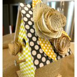 Decorative Birdhouse Using Scrapbook Paper, Antique Book Pages and Mod Podge…