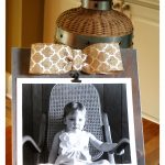 DIY Rustic Photo Frame…