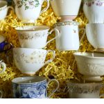 DIY Bridal Shower Favors – Teacup Candles…