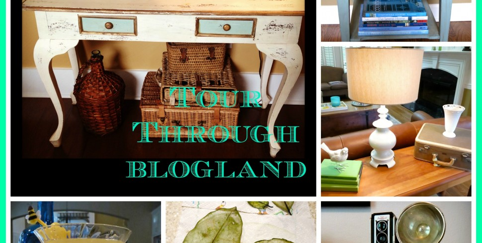 Tour Through Blogland..