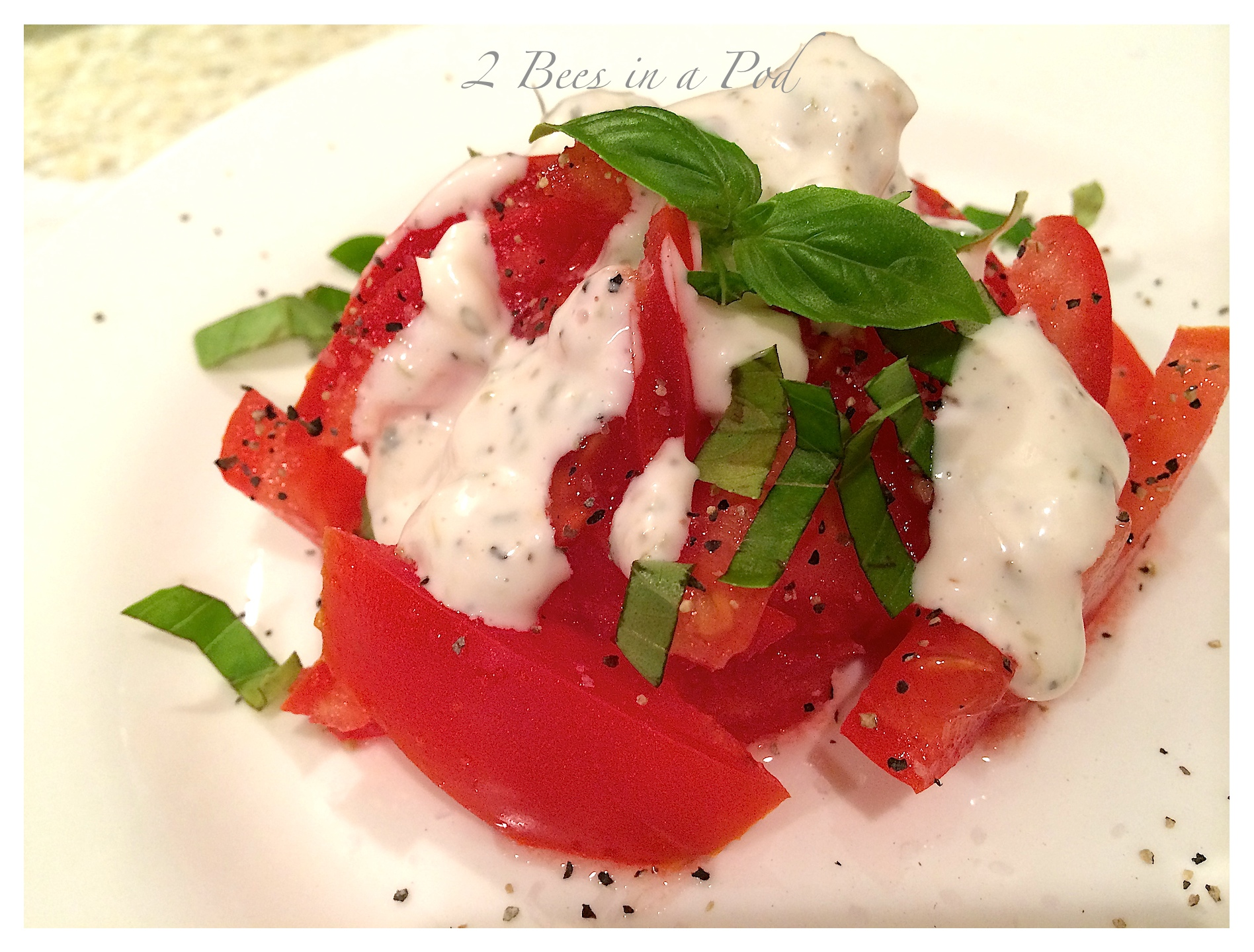 Creamy Italian Dressing Recipe…