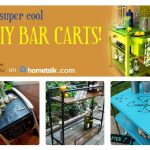 Hometalk and DIY Bar Carts Board…