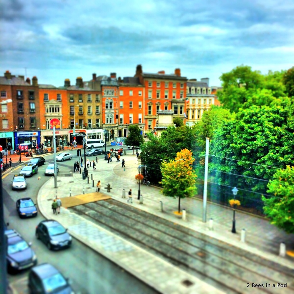 Dublin, Ireland - St. Stephen's Green & Grafton Street