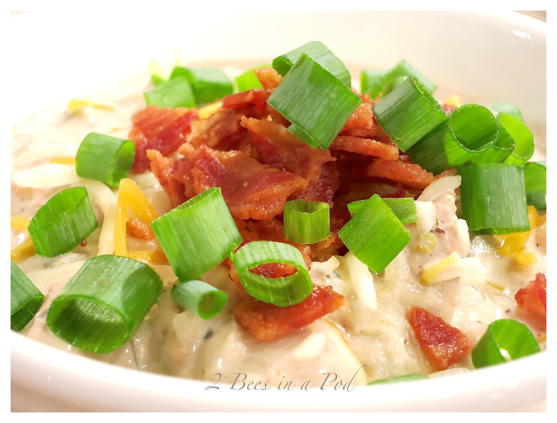 Fall recipe - Worlds Best White Chicken Chili. Delicious, hearty and flavorful