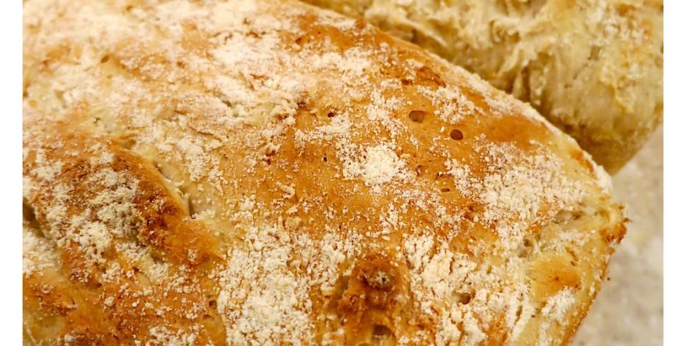 English Muffin Bread Recipe…