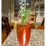 Poinsettia Cocktail…