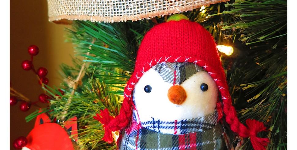 Christmas Tour of Vicki's Home…