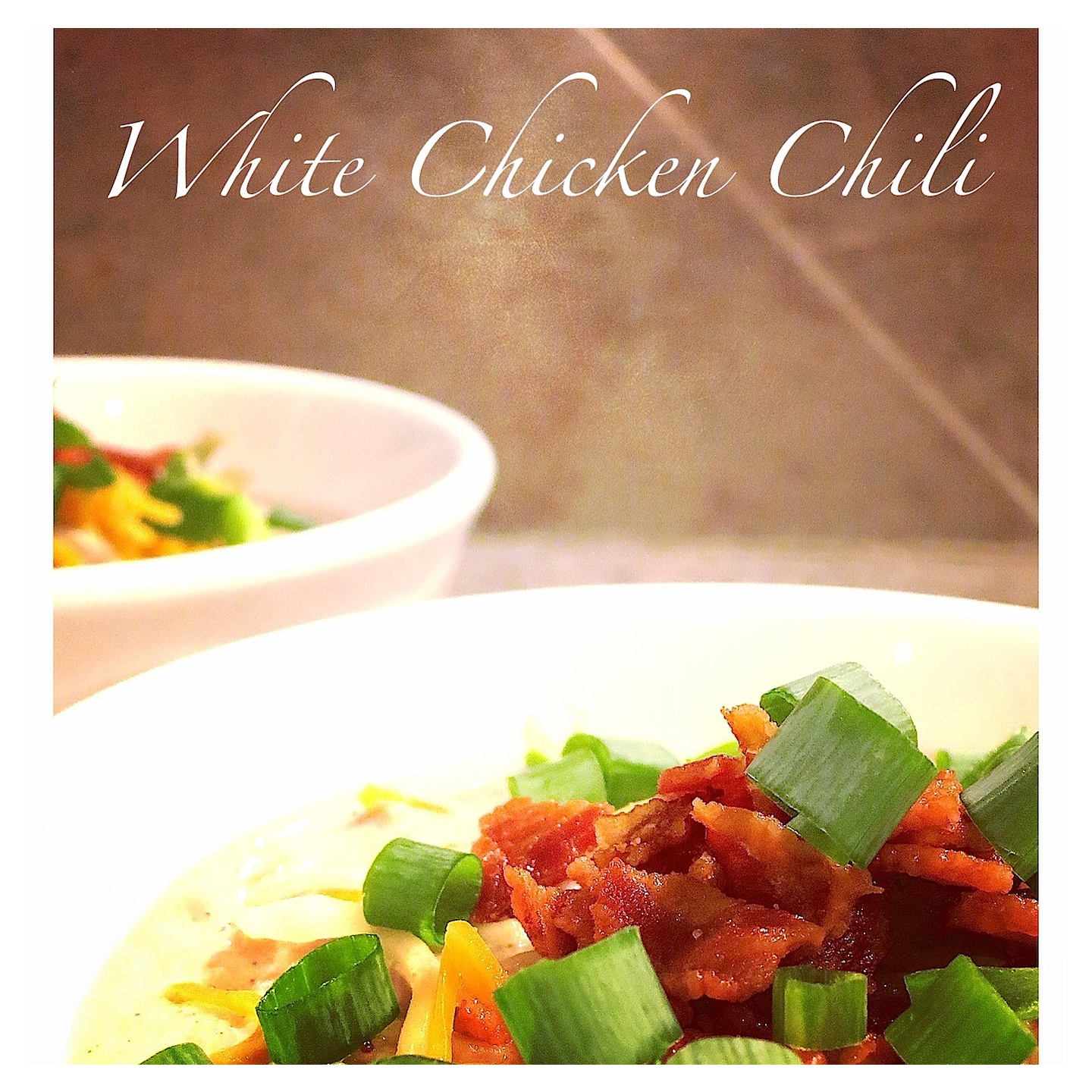 Perfect Recipte - Worlds Best White Chicken Chili