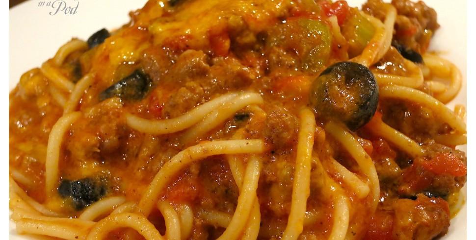 Company Spaghetti…