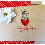 Handmade Valentines Cards…
