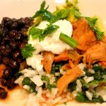 Slow Cooker Barbacoa with Cilantro Lime Rice