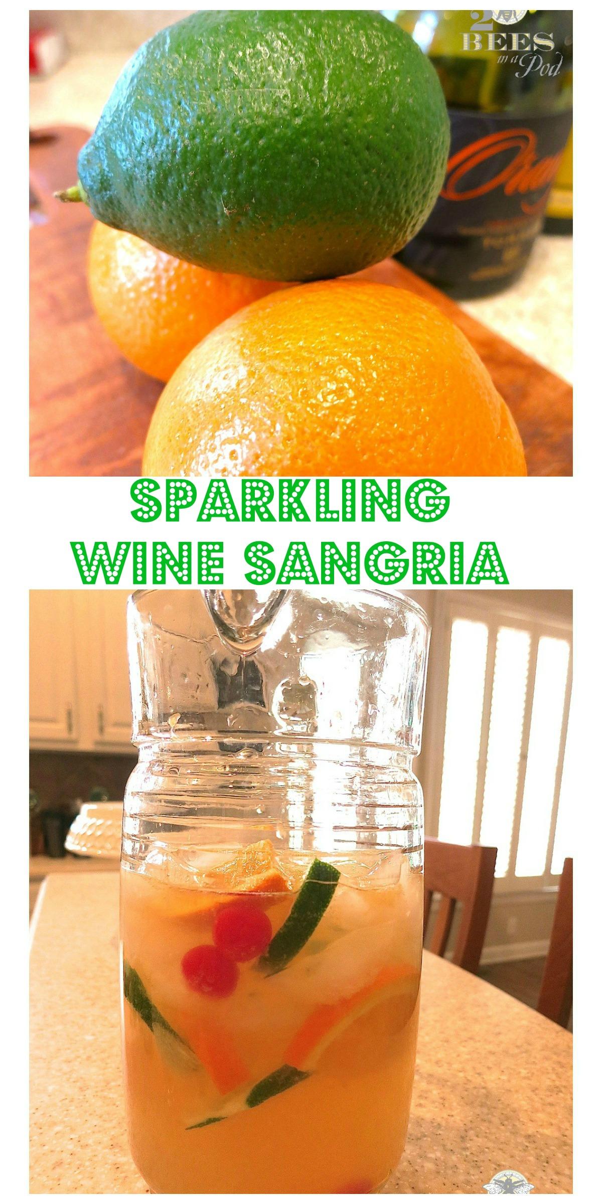 Sparkling Wine Sangria