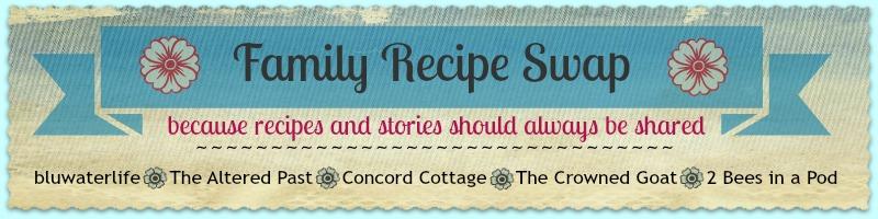 Recipe Swap-April 2015