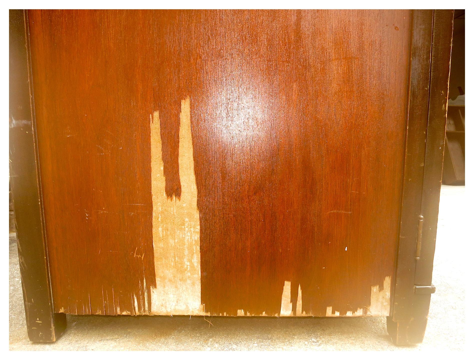 Painted Furniture - Annie Sloan Chalk Paint Paris Gray - Dresser Makeover