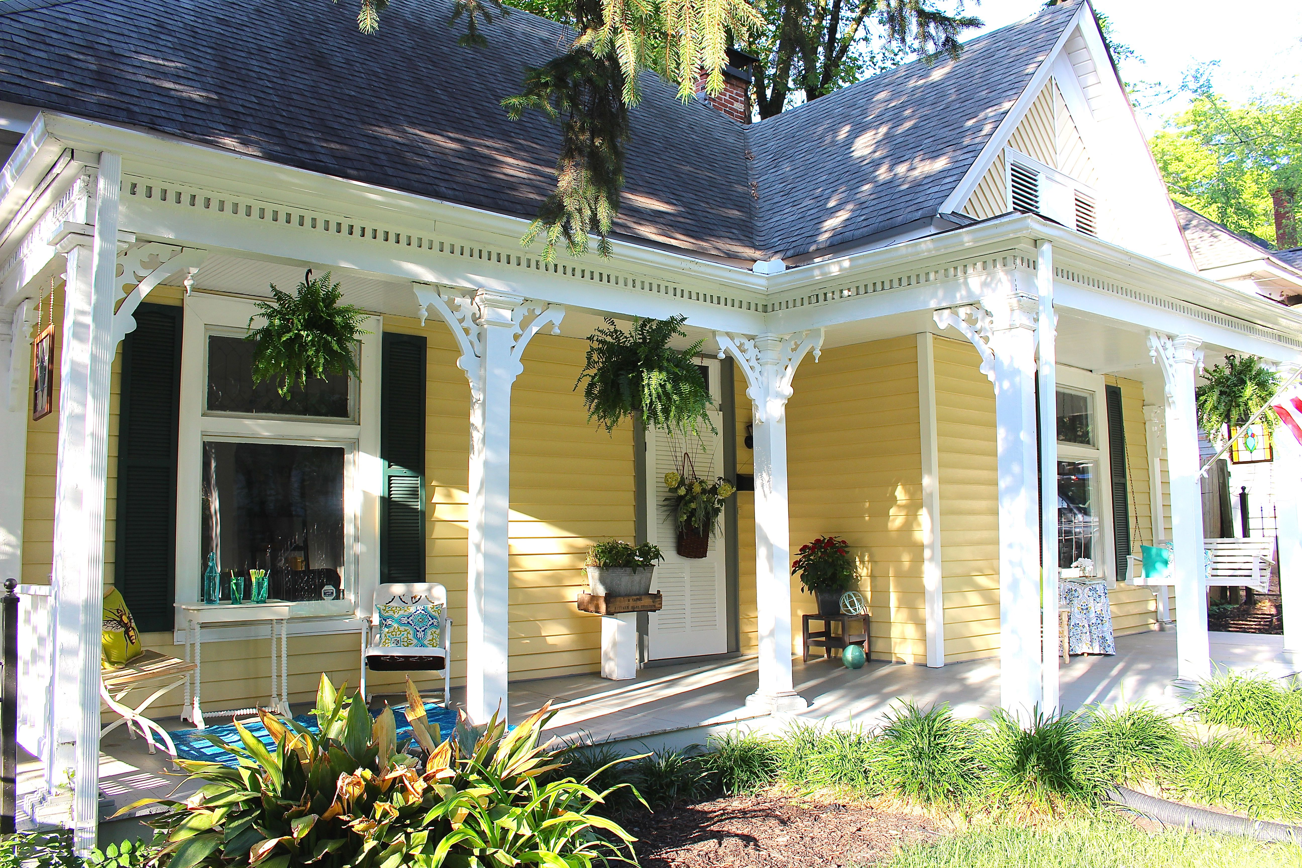 Jenn's front Porch