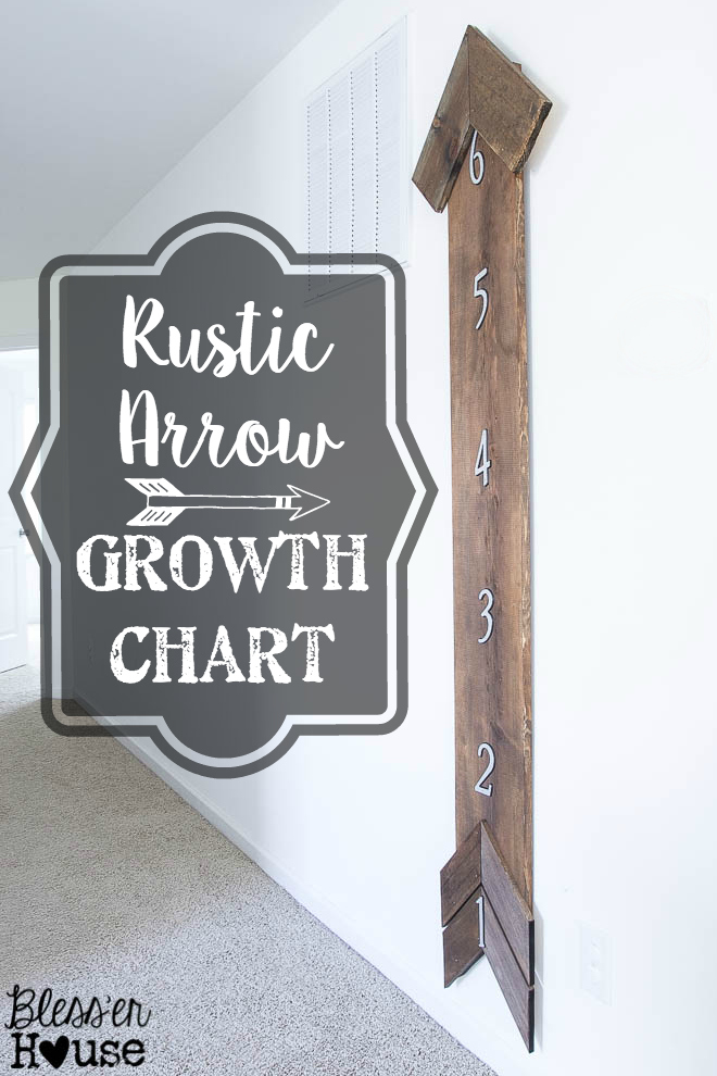 DIY-Rustic-Arrow-Growth-Chart