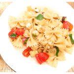 Caprese Pasta Salad - Perfect Summertime Recipe. Wonderful side dish or main dish.
