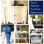 Top 5 Painted Furniture Makeovers