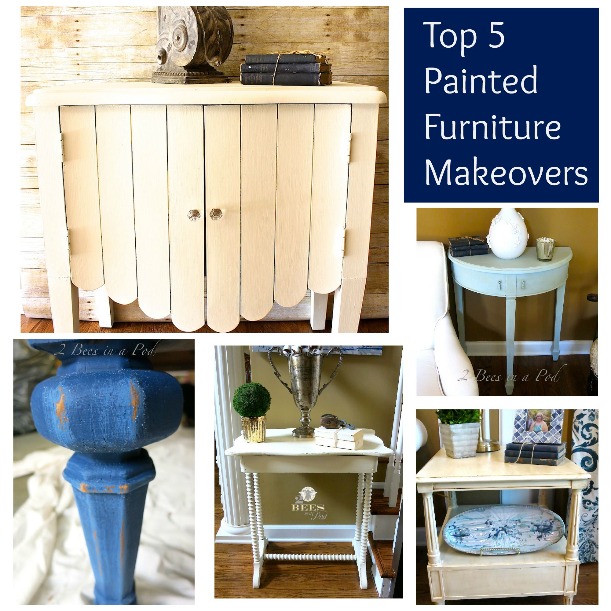 5 top furniture Collage