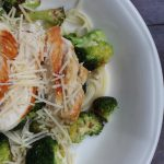 Dinner in a Flash – Broccoli Pasta with Parmesan