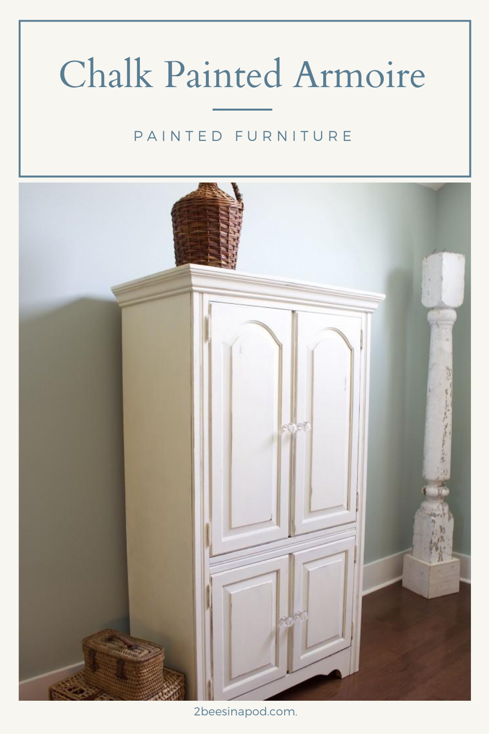 Painted Furniture - Chalk Paint