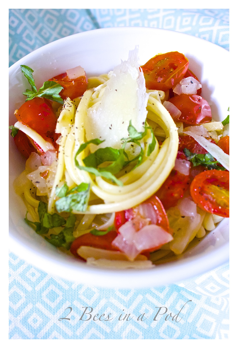 One Pot Pasta – Dinner in a Flash