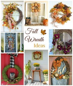 Fall Group Wreath