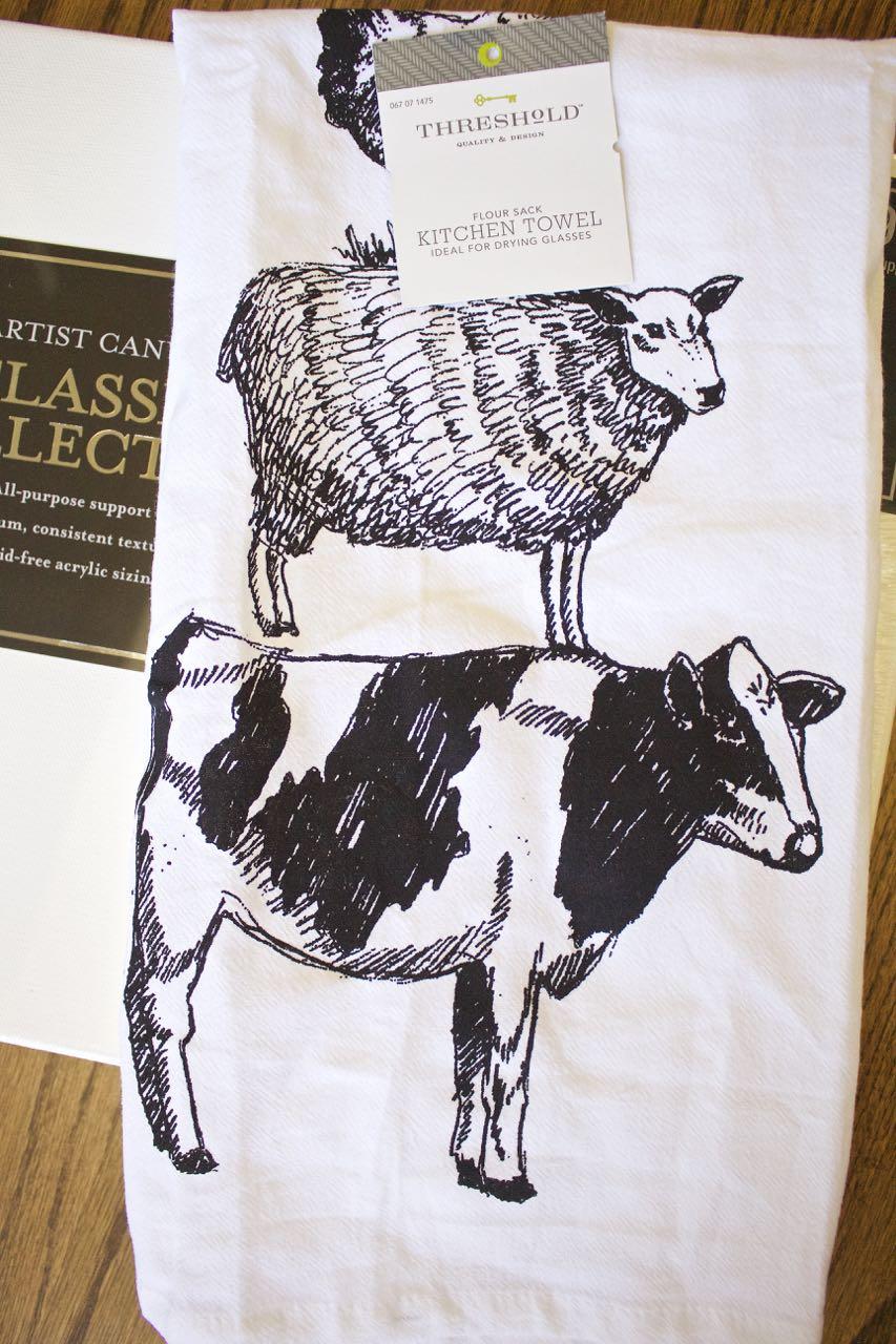 DIY Farmhouse Canvas Art for under $10!