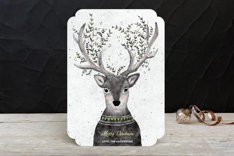 Minted Card - Deer 2