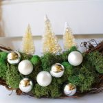 Woodland Moss Grapevine Christmas Wreath